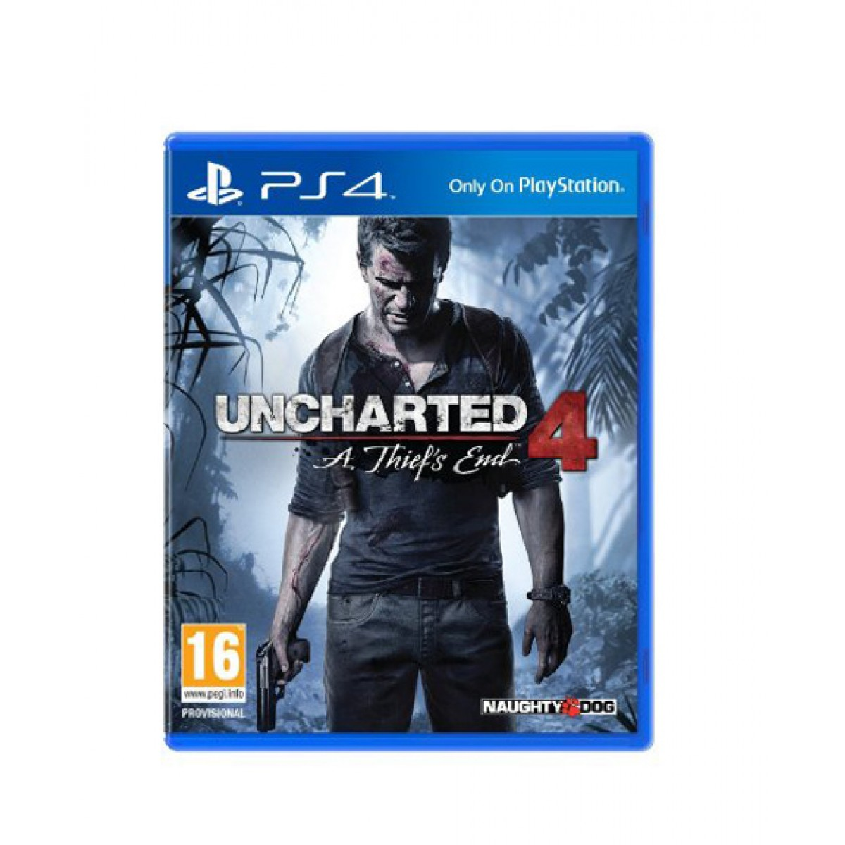 Uncharted 4 A Thief's End Game For PS4