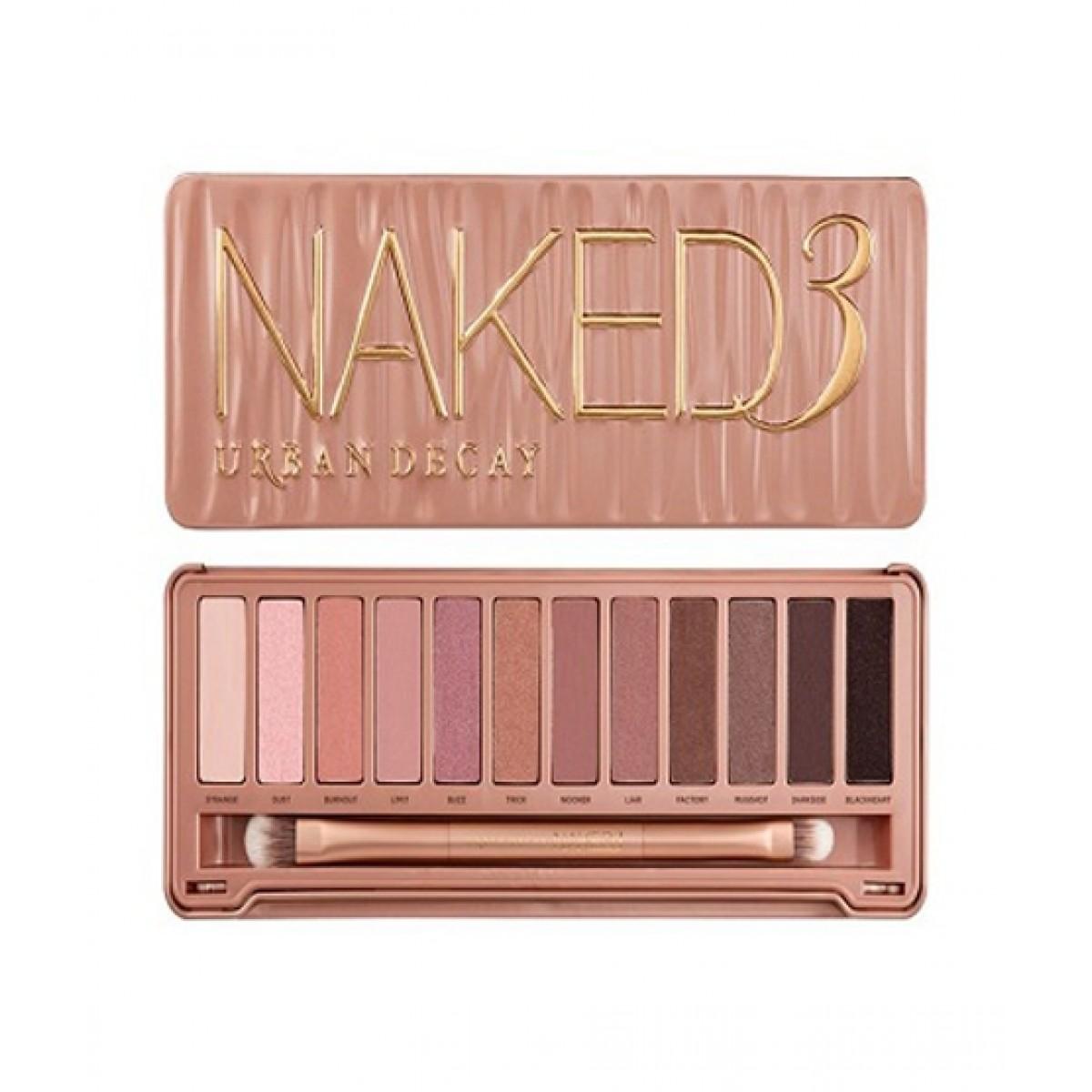 naked eyes palette prisjakt
