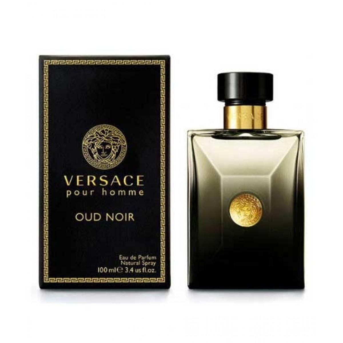 Versace Oud Noir Eau De Parfum For Men 100ML