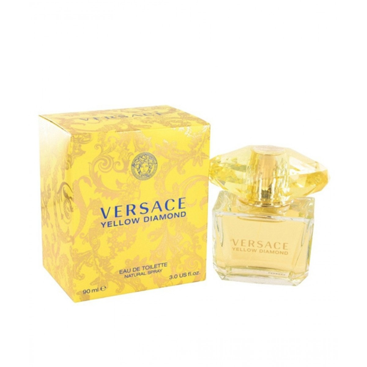 Versace Yellow Diamond Perfume For Women Price In Pakistan Buy