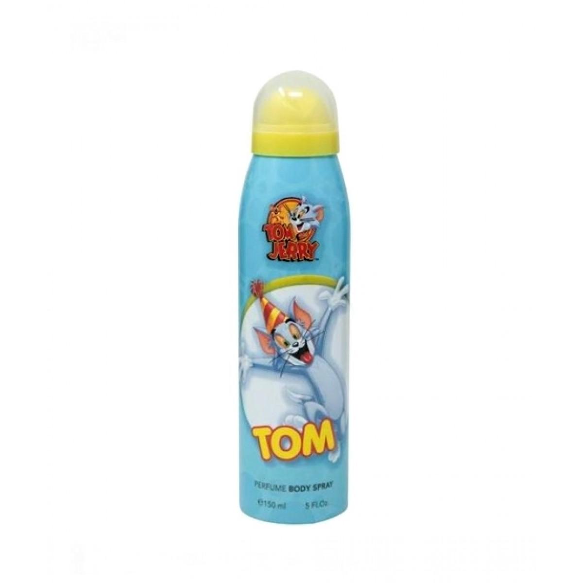 Warner Bros Tom Body Spray For Boy 150ml