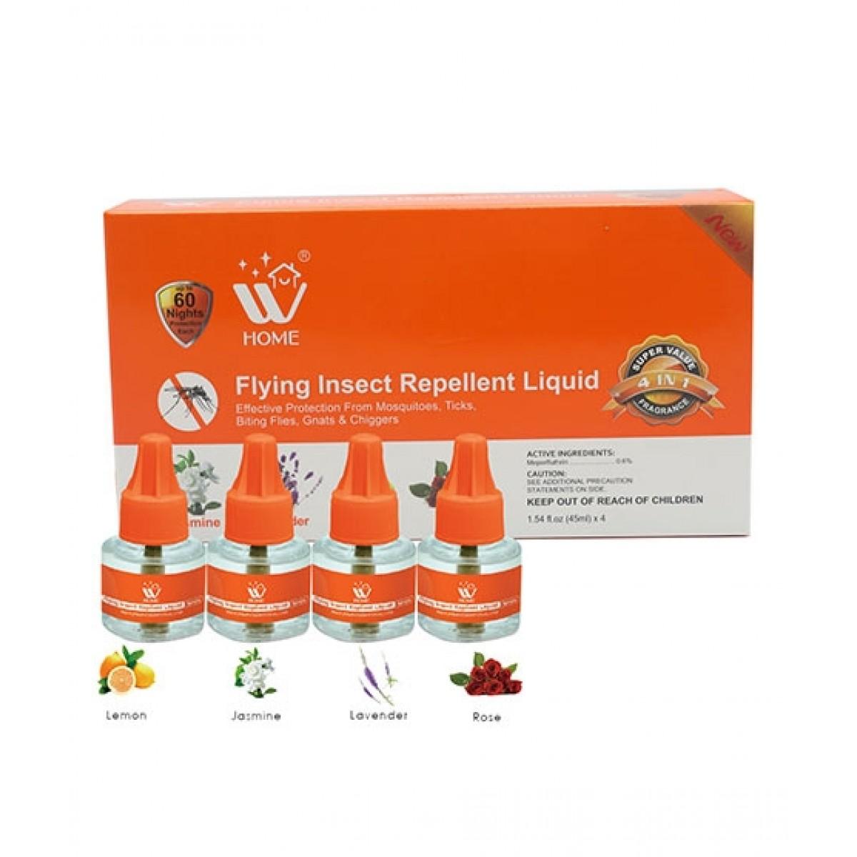 WBM Home Mosquito Killing Machine 45ml - Pack of 5