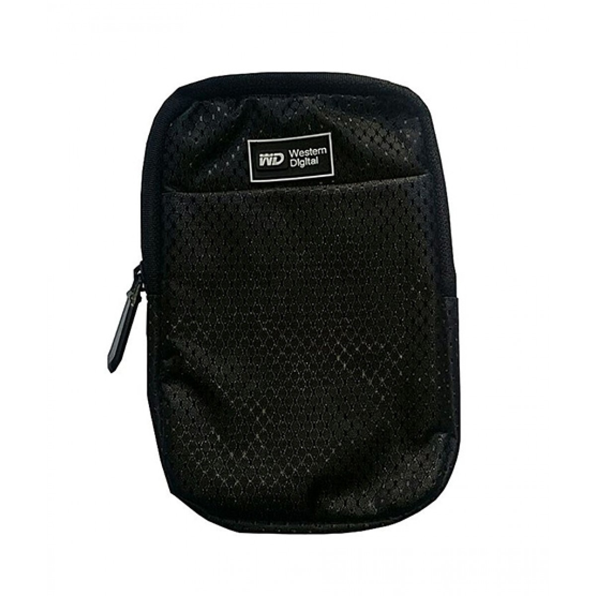 WD External Soft Hard Drive Case For Protection - Black