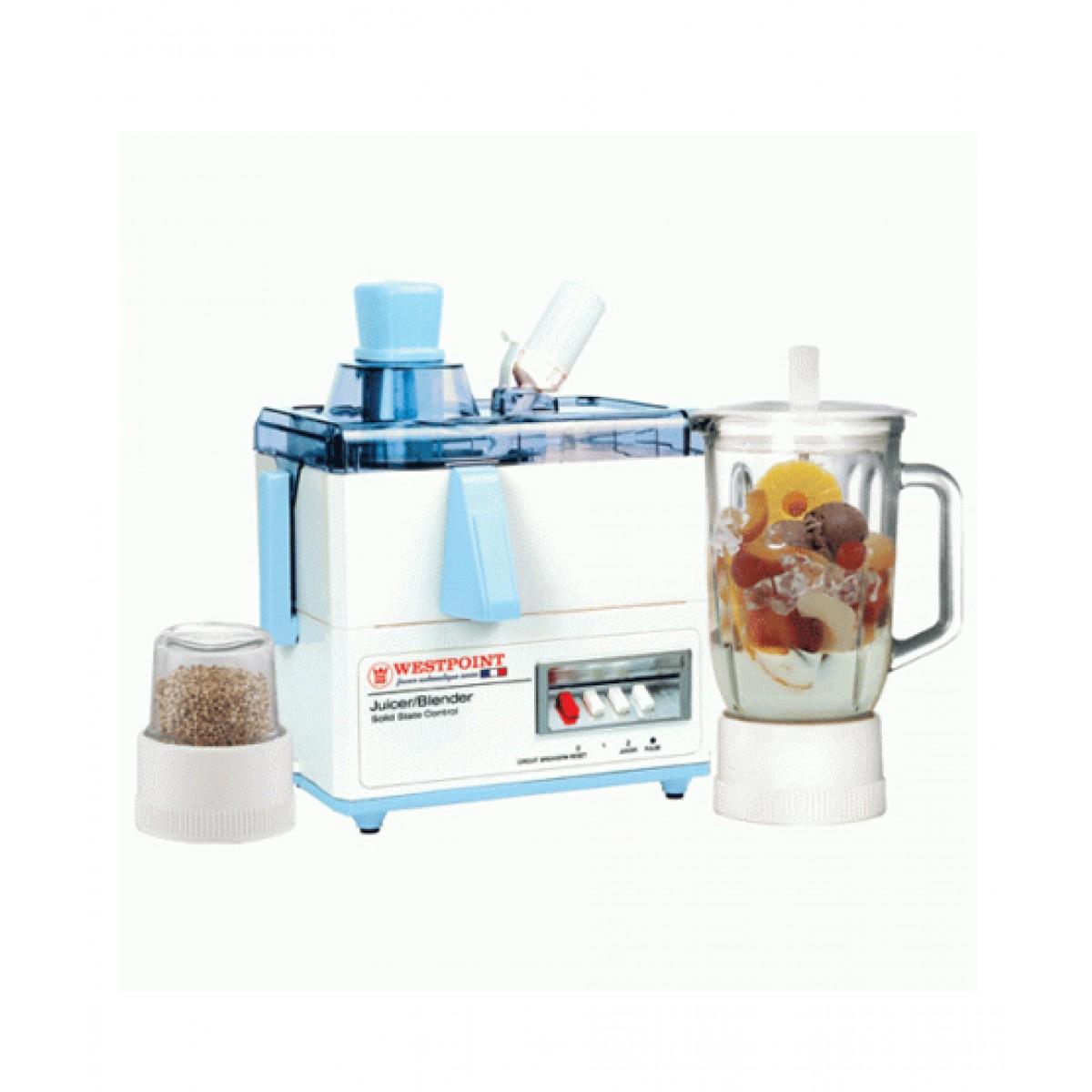 Westpoint Deluxe Juicer Blender & Dry Mill (WF-7201)