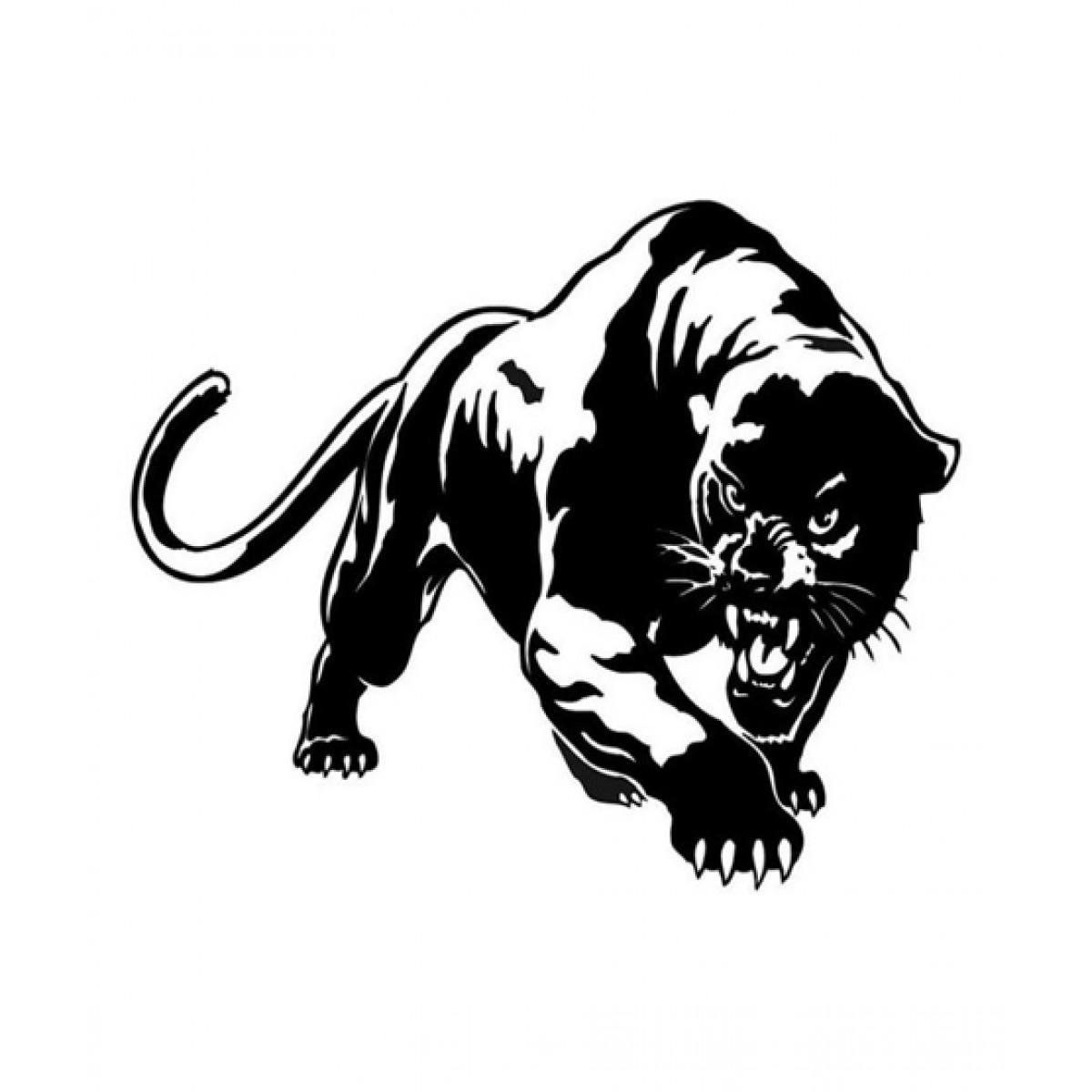 Wish hub panther hunting car sticker price in pakistan buy wish hub wild panther car sticker ishopping pk