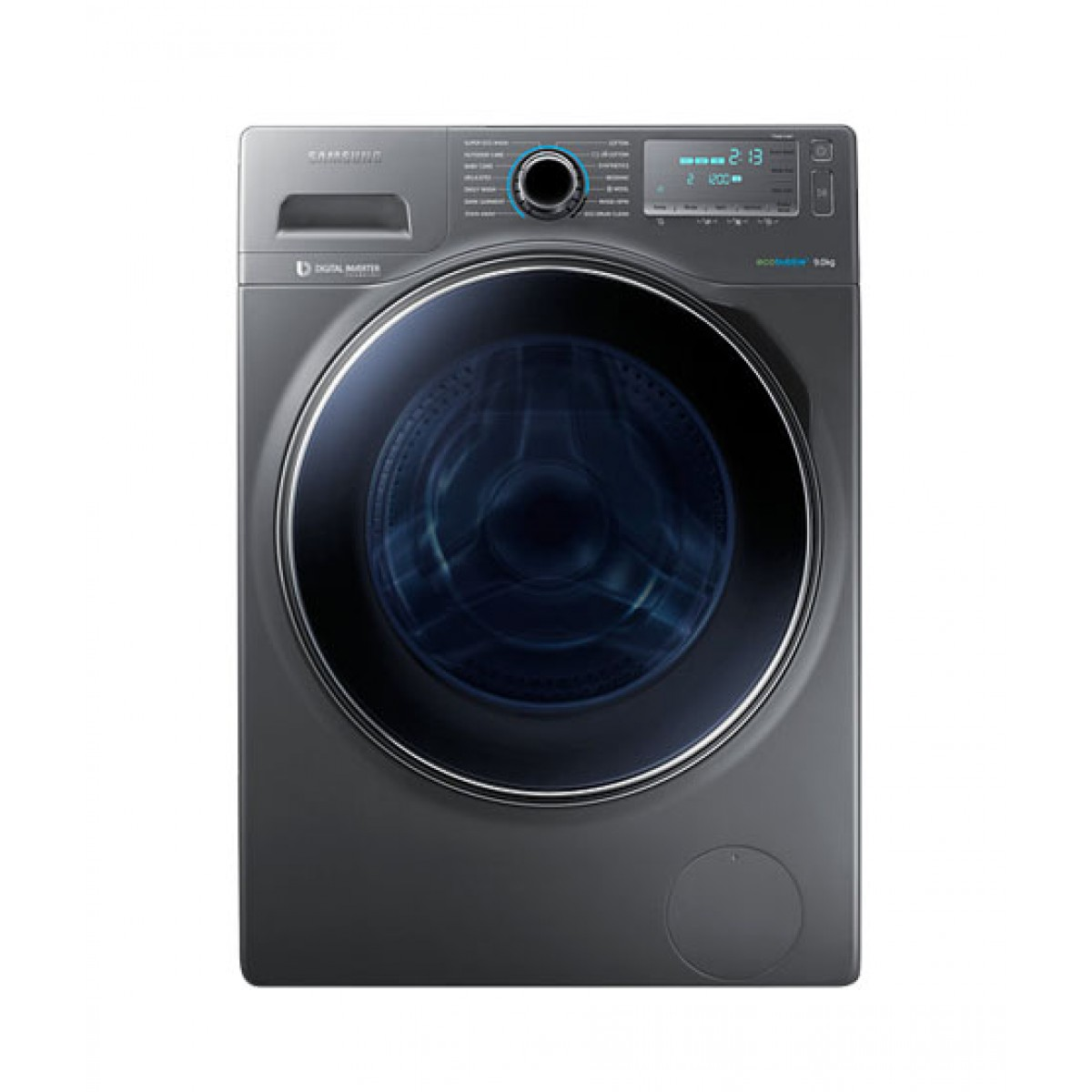 Samsung Fully Automatic Front Load Washing Machine 9KG (WW90H7410EX)