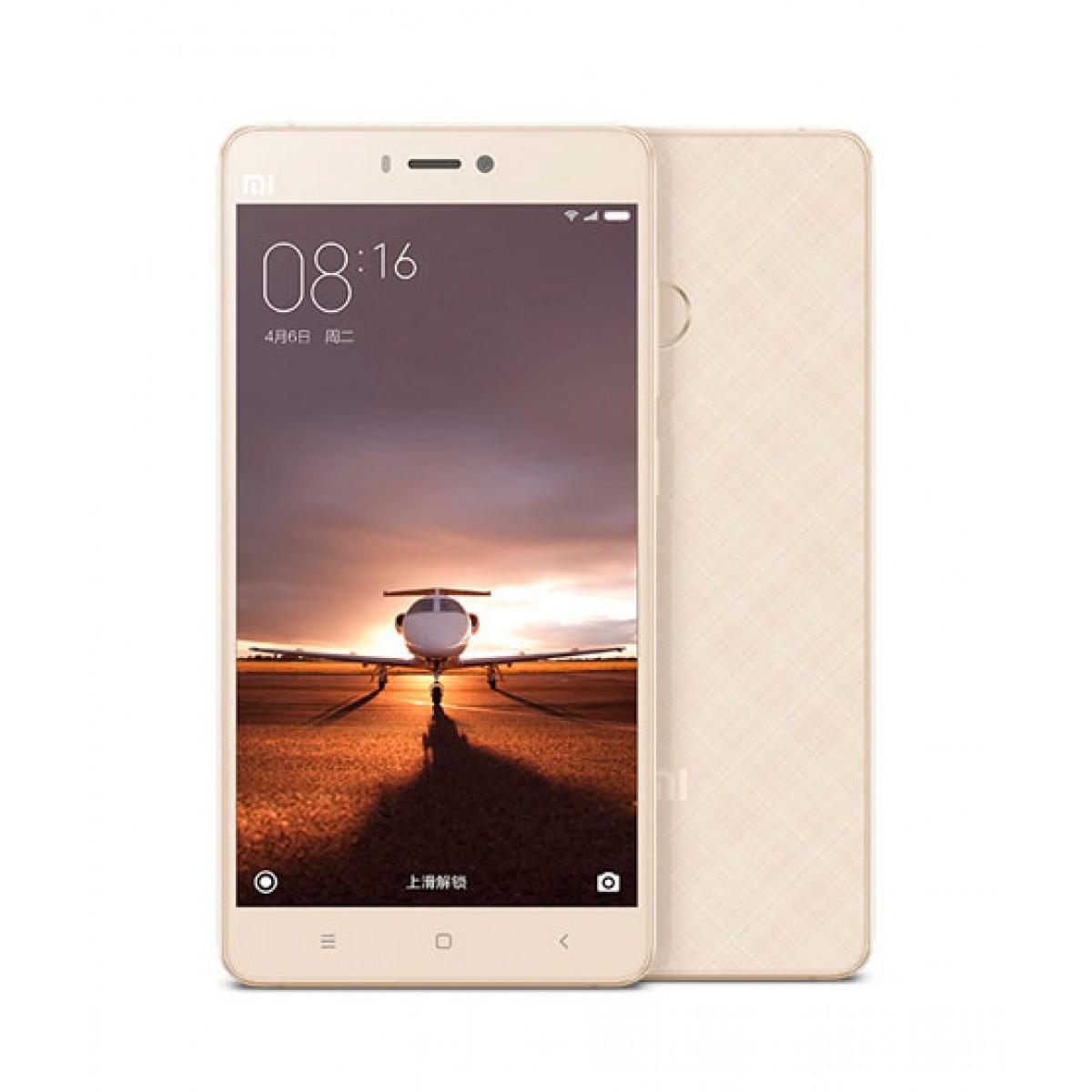 Xiaomi Mi 4S 64GB 3GB RAM Dual Sim Gold