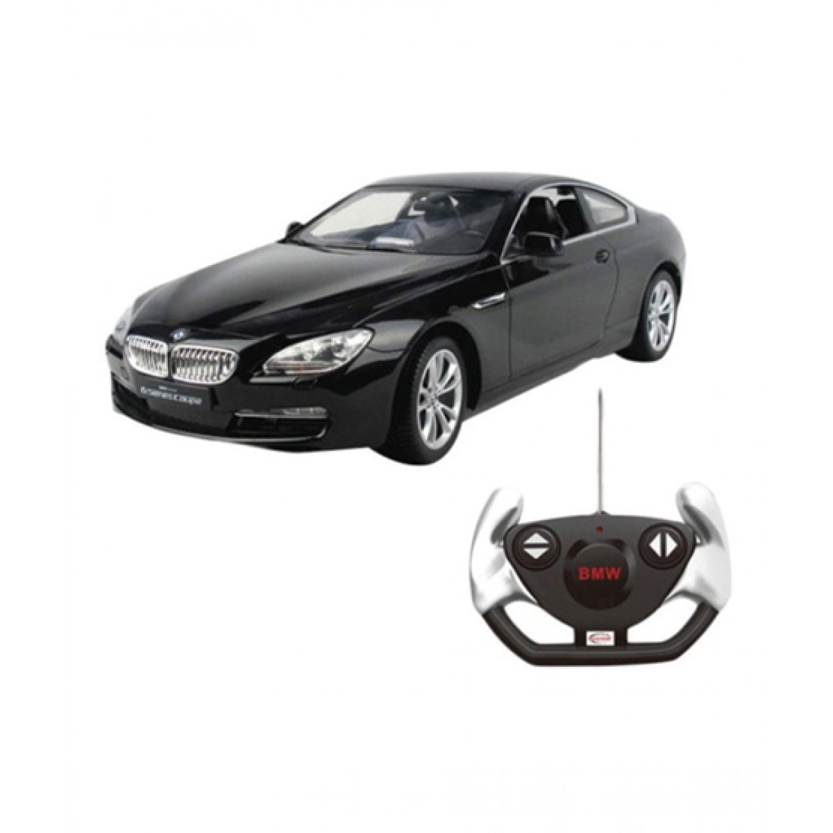 Toymart Licensed Bmw 6 Series Rc Car Price In Pakistan Buy Toymart Bmw 6 Series Rc Car Black Ishopping Pk