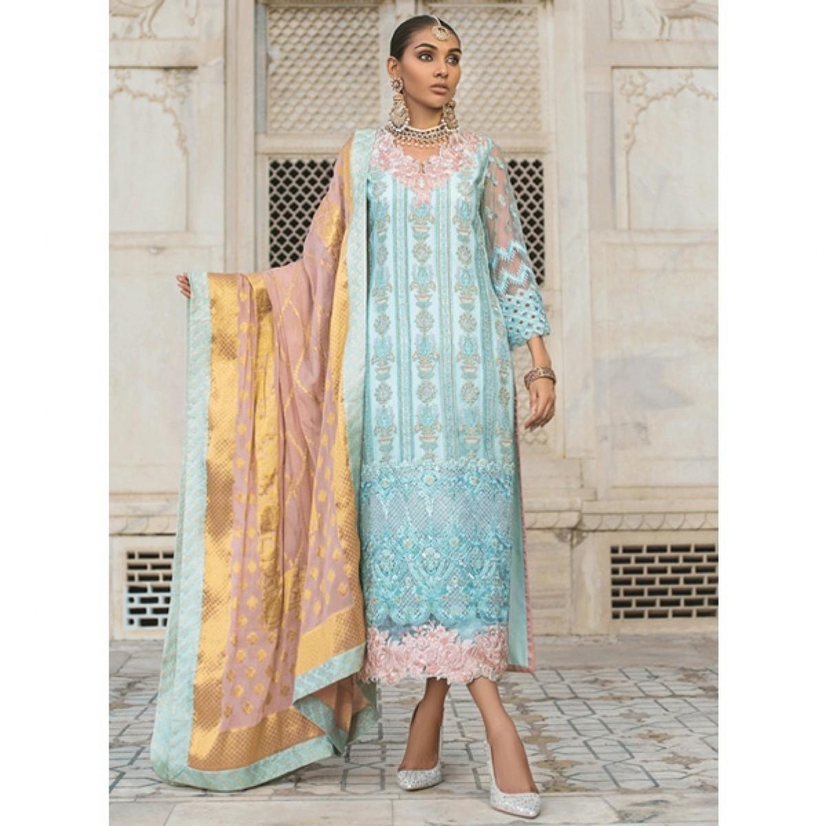 Zainab Chottani Jamdani Collection
