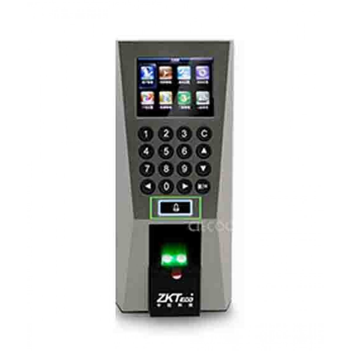ZKTeco Biometric Fingerprint Access Control And Door Security System (F18)