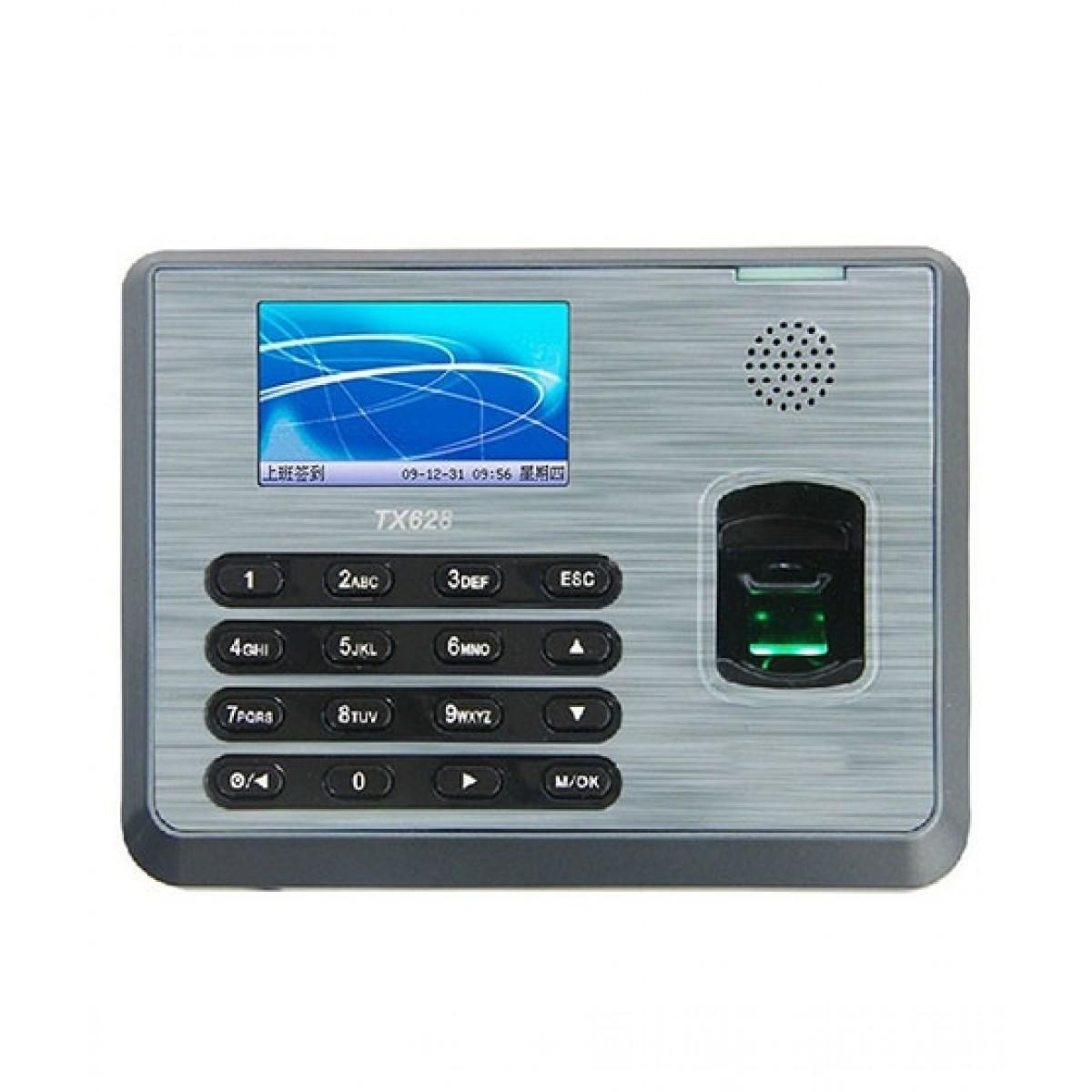 ZKTeco TX628 Fingerprint Attendance System
