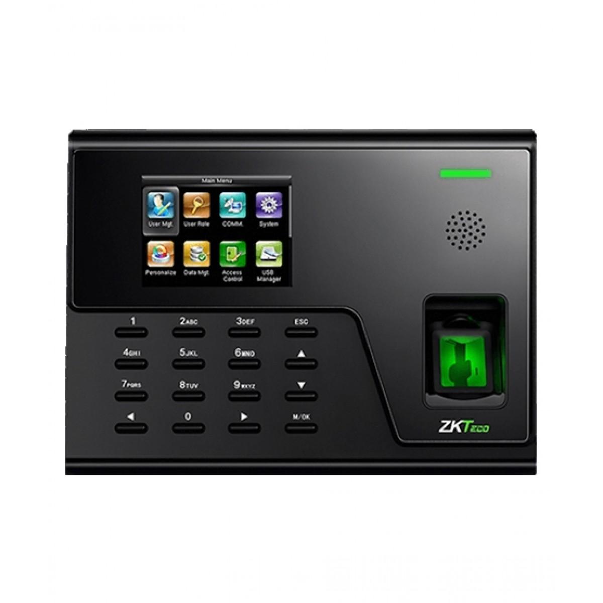 ZKTeco UA760 Fingerprint Time Attendance Machine