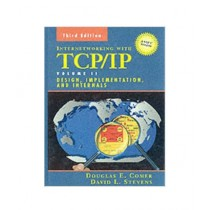 Internetworking with TCP/IP Vol II Book 3rd Edition