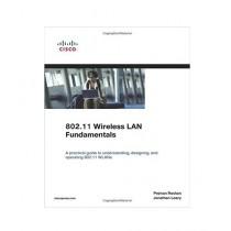 802.11 Wireless LAN Fundamentals Book 1st Edition