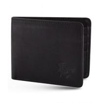 Blackbird Leathers Handmade Leather Wallets For Men Black (0006)