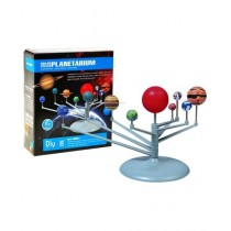 Planet X DIY Glow Solar System Planetarium Science Exploration Set (PX-10544)