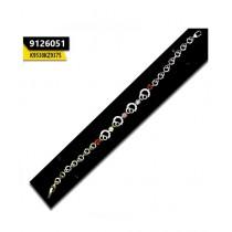 Kayazar Women's Stylish Bracelett Multi Color Stone (9126051)