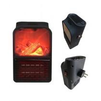 M.Mart Mini Portable Electric Heater Remote Control 900W