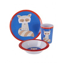 Premier Home Mimo Kids Ralph Raccoon Dinner Set (1206334)
