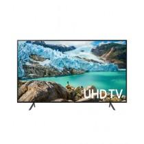 "Samsung 49"" 4K UHD Smart LED TV (49RU7100) - Without Warranty"