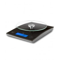 MeasuPro Smart Weigh Digital Kitchen Scale with Removable Glass Platform