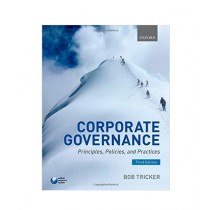 Corporate Governance Principles, Policies and Practices Book 3rd Edition