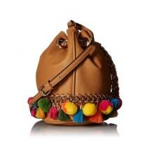 Aldo Ballot Shoulder Handbag for Women Camel