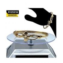 Kayazar Gold Plated Hand Cuffs (9125516)