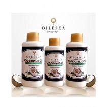 Oilesca Coconut Hair Oil Pack of 3