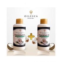 Oilesca Coconut Hair Oil Pack of 2