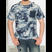 16Sixty Stylish Tshirt For Men Navy