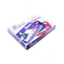 M Stationers Crystal Stamp Pad - Black