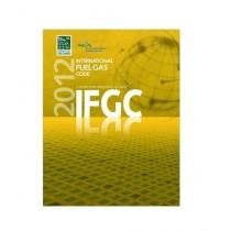 2012 International Fuel Gas Code Book 1st Edition