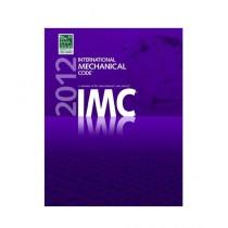 2012 International Mechanical Code Book 1st Edition