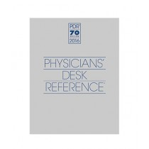 2016 Physicians' Desk Reference Book 70th Edition