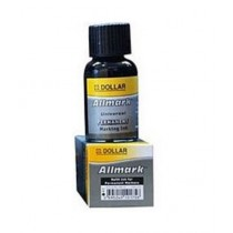 Dollar Permanent Marker Ink - Black