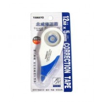 M Toys Correction Tape For Instant Corrections 12m x 5mm