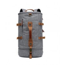 "CoolBell 17"" Multifunction Duffle Bag - Grey (CB-8008)"
