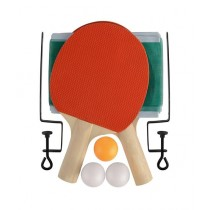M Toys Champion Table Tennis Rackets With Net & Balls