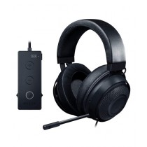 Razer Kraken Tournament Edition Wired Gaming Headset with USB Audio Controller - Black