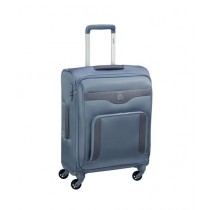 "Delsey Baikal 4W 21"" Trolley Cabin Small Steel Blue (353180122)"