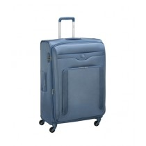 "Delsey Baikal 4W 30"" Trolley Cabin Large Steel Blue (353182122)"