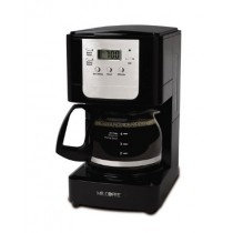 Mr. Coffee Advanced Brew 5-Cup Programmable Coffee Maker (JWX3-RB)
