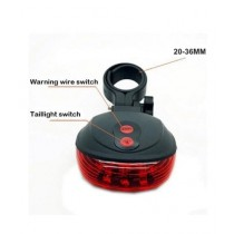 Ferozi Traders Waterproof Bicycle Tail Laser Light for Bicycle