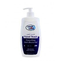 Cool & Cool Travelling Anti-Bacterial Hand Wash 500ml (H1219)