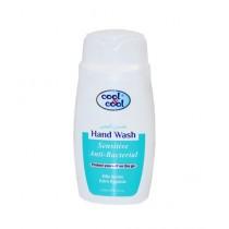 Cool & Cool Sensitive Anti-Bacterial Hand Wash 250ml (H1225)