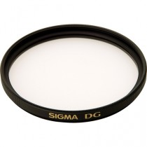 Sigma 58mm Multi-Coated DG UV Filter