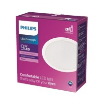 Philips Meson 105 9W 40K Recessed Led White (59449)