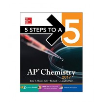 5 Steps To A 5 AP Chemistry Book 9th Edition