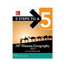 5 Steps to a 5 AP Human Geography Book 2017 4th Edition
